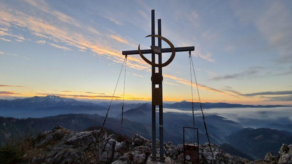 Tour #24|2020 – durch das Wolkenmeer hinauf auf den Paulmauer und dem goldenen Gipfel