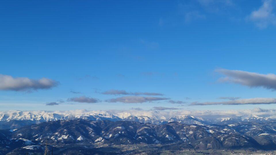 Tour #28|2020 – Rennfeld | Panorama & Winterlandschaft in der Obersteiermark