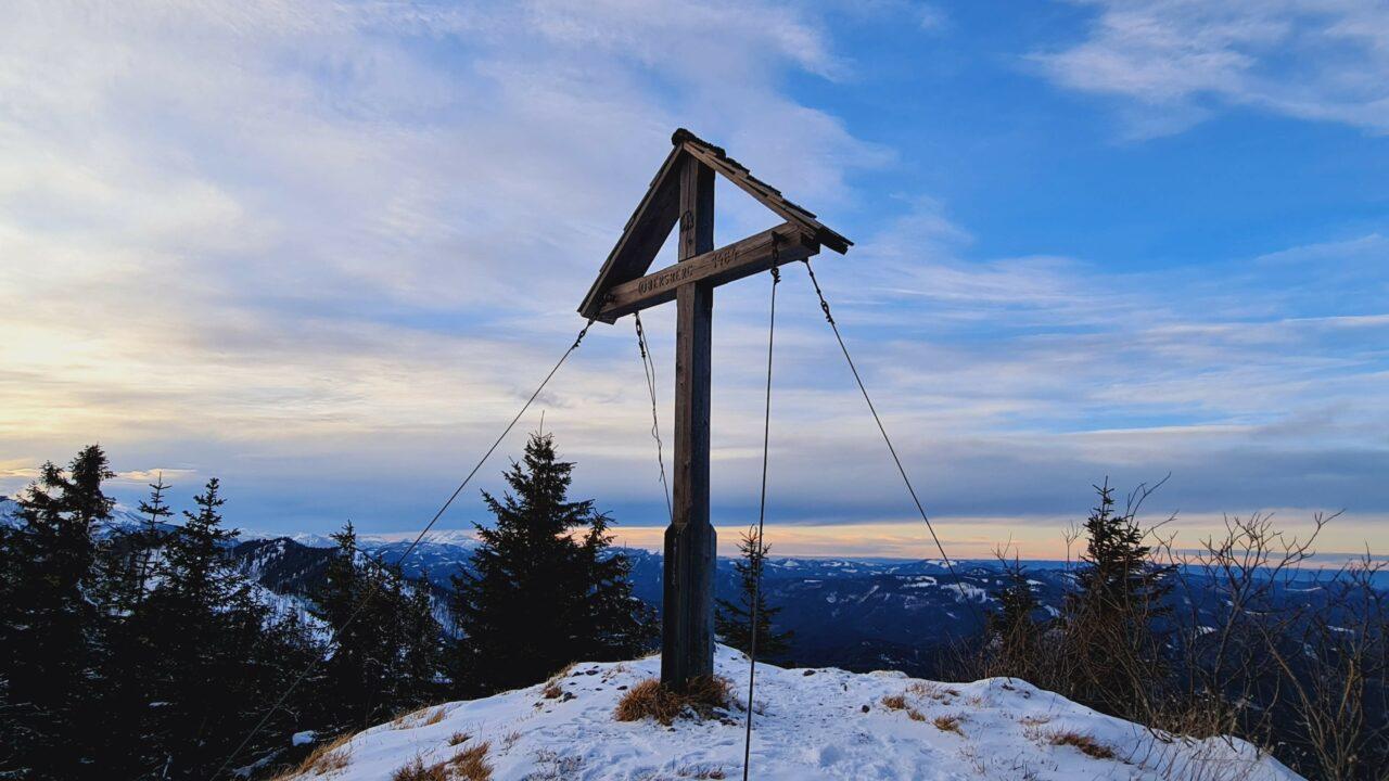 Tour #29|2020 – Schwarzau im Gebirge auf den Obersberg