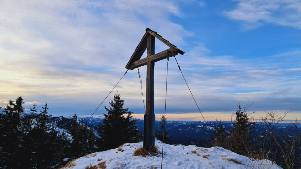 Tour #29 2020 – Schwarzau im Gebirge auf den Obersberg